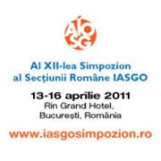 Simpozionul IASGO – 13-16 aprilie 2011