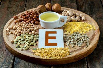 Vitamina E – riscuri si beneficii in asociere cu terapia antiagreganta plachetara
