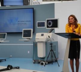 cea mai nouă tehnologie din lume pentru operaţia de cataractă a fost introdusă şi în România