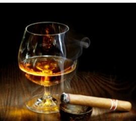 THE IMPACT OF MODERATE ALCOHOL CONSUMPTION ON CORONARY ARTERY DISEASE