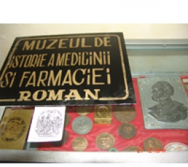 Societatea de Istoria Medicinei si Farmaciei Roman, la 30 de ani aniversari (1984-2014)