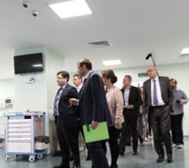 Spitalul Ponderas s-a mutat într-un sediu nou