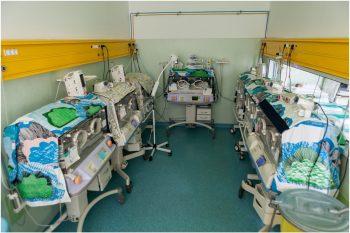 Un ajutor în plus pentru nou-născuţi, la maternitatea Panait Sârbu