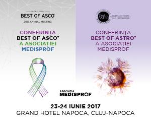 Conferința Best of ASCO® şi Best of ASTRO®