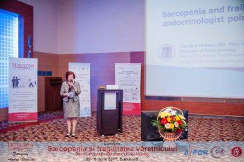 Eveniment multidisciplinar dedicat prevenţiei sarcopeniei
