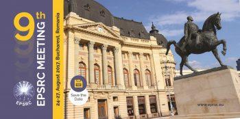 Congresul EPSRC, ediția cu numărul 9