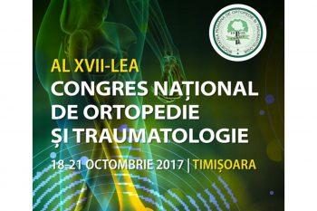 Congresul Național de Ortopedie și Traumatologie, ediția XVII