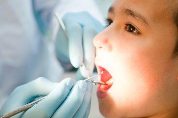 Durerile de dinți la copii
