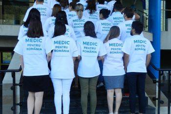 Mai mulți medici tineri cer schimbări în sistemul medical din România