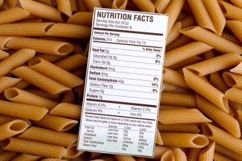 Etichetele alimentare: educarea pacienților