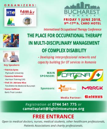Modele multidisciplinare în programele de reabilitare: impactul terapiei ocupaționale