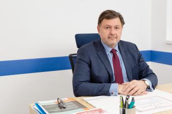 Interviu prof. dr. Alexandru Rafila
