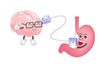 """""""Creierul din stomac"""" şi legătura cu depresia şi anxietatea"""
