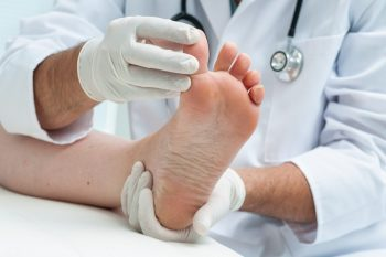 Îngrijirea piciorului diabetic