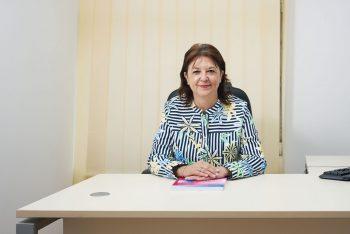 Interviu prof. univ. dr. Gabriela Radulian