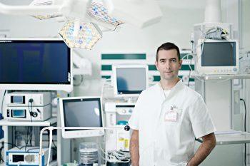 Interviu șef lucrări dr. Bogdan Socea