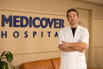 Intervenţie de rezecție laparoscopică a hemangioamelor hepatice