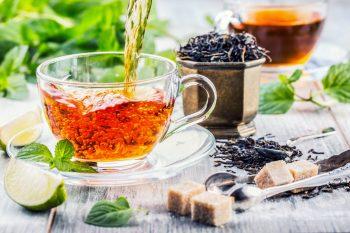 Ceaiul reduce depresia