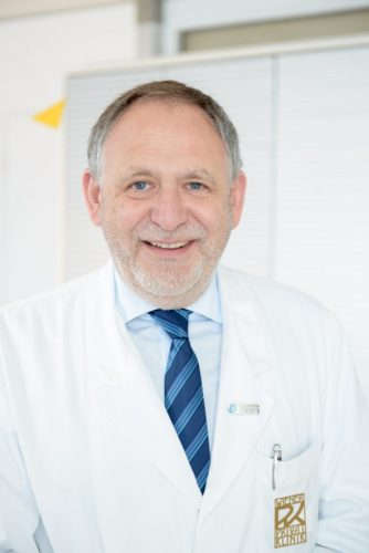 Interviu prof. Christoph Zielinski