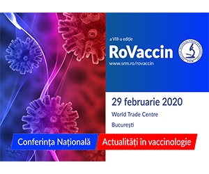 Conferința Națională RoVaccin