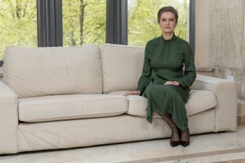 """Alina Ciupercovici, psihoterapeut: """"Pandemia perturbă sentimentul de siguranță, stabilitatea, echilibrul psiho-emoțional"""""""