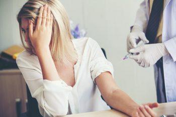 Frica de ace sau tripanofobia: recomandări pentru asistentul medical