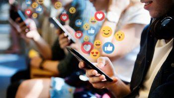 Dependența de social media