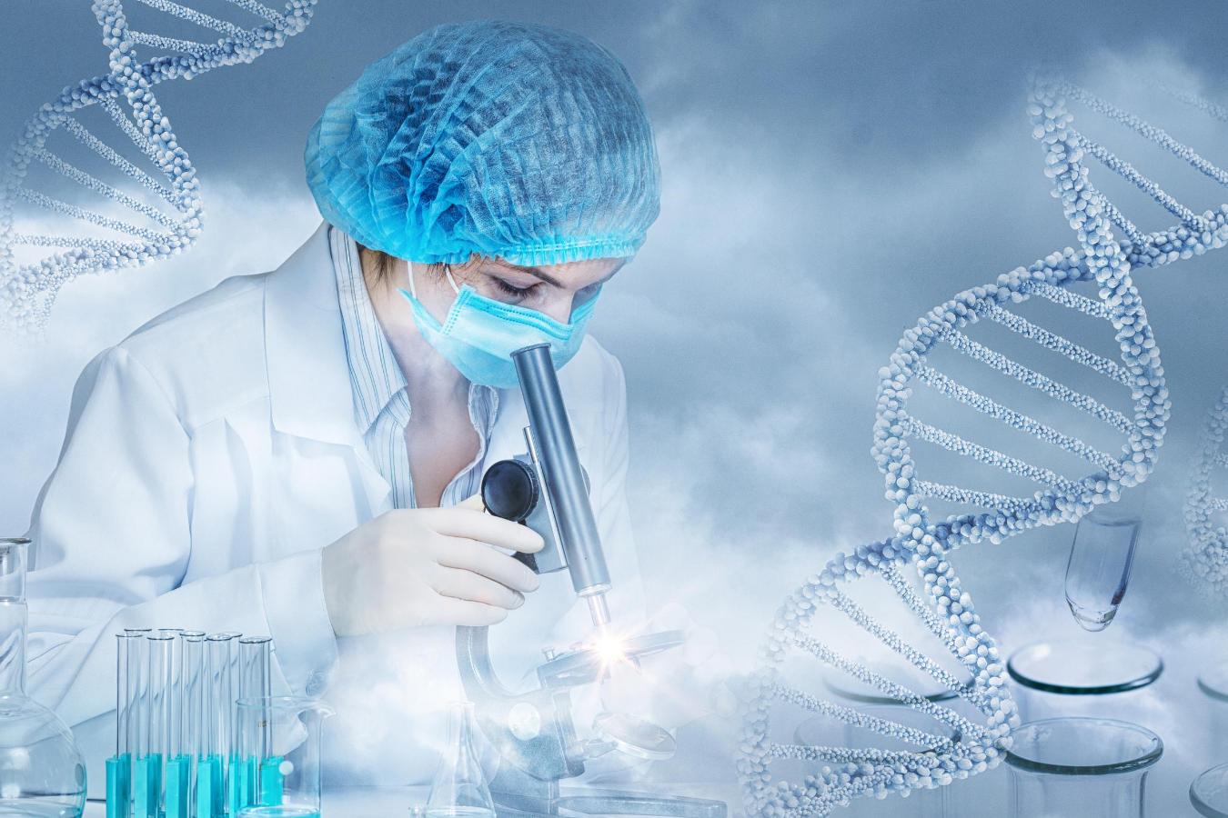 testarea genetică lipsa vederii