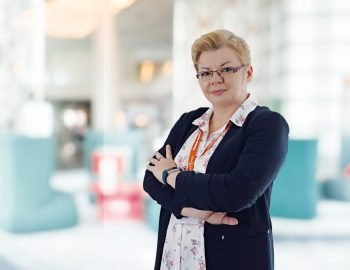 Interviu dr. rer. nat. Gabriela Oprea