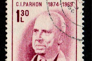 Dr. Constantin Ion Parhon, autorul primei cărți de endocrinologie din lume