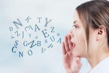 Zona vizuală de formare a cuvintelor, conectată la rețeaua responsabilă de limbaj a creierului