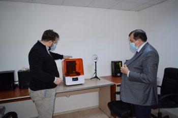"""UMF """"Carol Davila"""" a dat startul proiectelor și activităților din cadrul Centrului de Inovație și e-Health"""