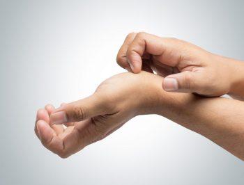 Eczema dishidrozică, o problemă recurentă a pielii