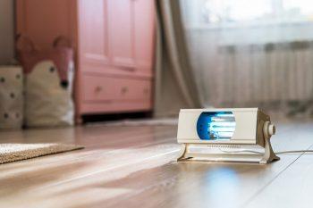 Lămpile germicide utilizate acasă pot afecta corneea