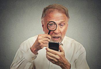 Degenerescența maculară, cauza sindromului Charles Bonnet