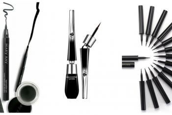 (P) Eyelinerul potrivit pentru un machiaj impecabil