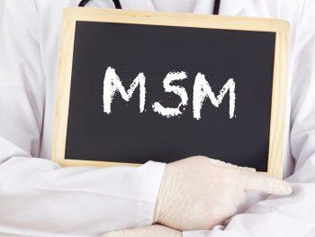 Preparatele cu MSM, efecte terapeutice și posibile limitări