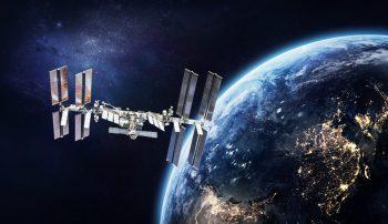 Tulpini noi de bacterii au fost descoperite la bordul Stației Spațiale Internaționale