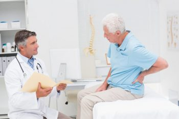 Discopatia vertebrală lombară și durerea lombară joasă
