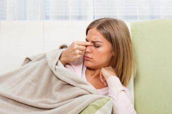 Sinuzita cauzează probleme de concentrare și depresie