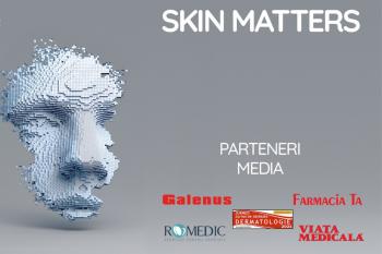"""Conferința Internațională """"Skin Matters"""" se desfășoară în zilele de 16 și 17 aprilie"""