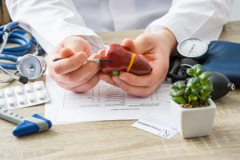 Hipertensiunea portală, amprenta cirozei hepatice